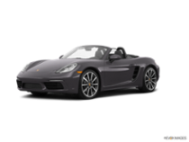2017 718 Boxster Roadster