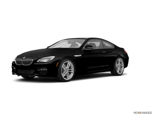 2017 BMW 640i in Jet Black