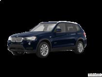 2017 X3 sDrive28i Sports Activity Vehicle
