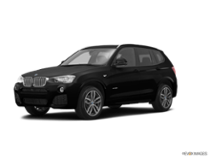 2017 X3 xDrive35i Sports Activity Vehicle