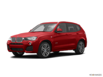 2017 X3 xDrive35i Sports Activity Vehicle