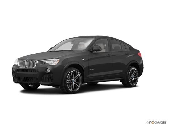 2017 BMW X4 xDrive28i in Dark Graphite Metallic