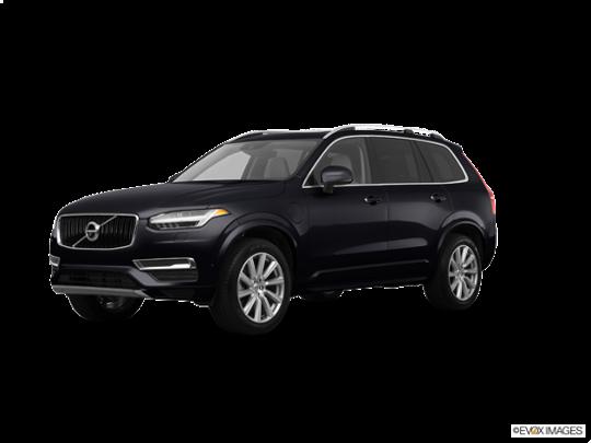 2016 Volvo XC90 Hybrid in Onyx Black Metallic