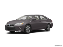 2016 Toyota Camry Hybrid at Stevinson Automotive