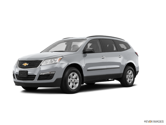 2017 Chevrolet Traverse for sale in Van Nuys CA