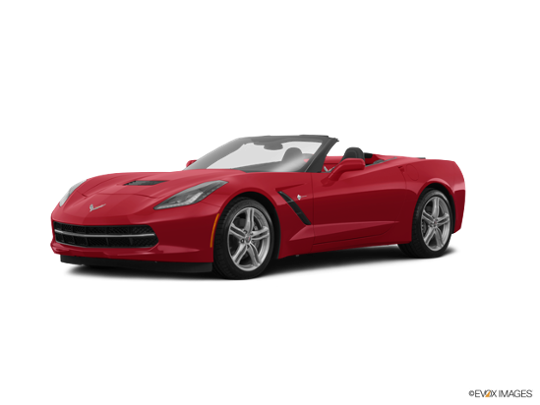 2017 Chevrolet Corvette in Long Beach Red Metallic Tintcoat