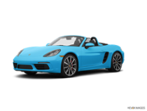 2017 718 Boxster S