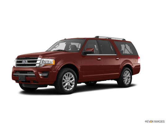 2017 Ford Expedition EL in Bronze Fire Metallic