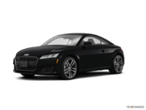2017 Audi TT Coupe at Bergstrom Imports on Victory Lane