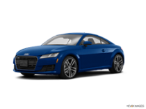 2017 Audi TT Coupe at Phil Long Dealerships