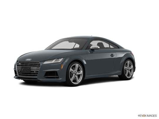 2017 Audi TTS in Daytona Gray Pearl Effect