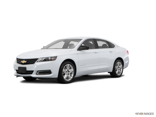2017 Chevrolet Impala in Summit White