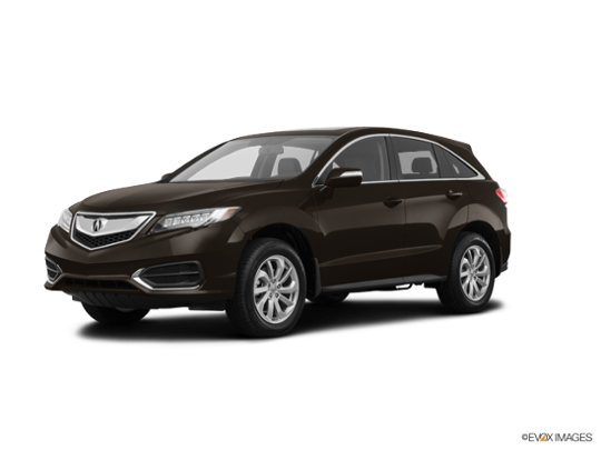2017 Acura RDX in Kona Coffee Metallic