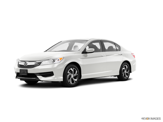 2017 Honda Accord Sedan in White Orchid Pearl