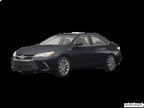 2017 Camry Hybrid XLE