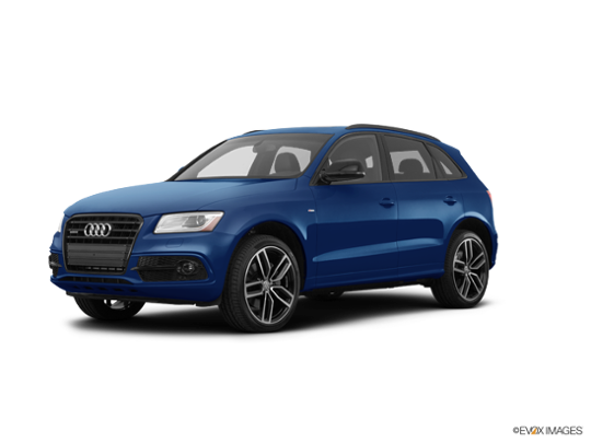 2017 Audi Q5 in Scuba Blue Metallic
