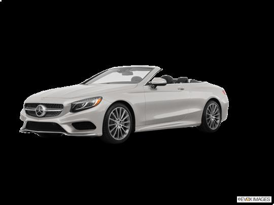 2017 Mercedes-Benz S-Class in designo Magno Cashmere White (Matte Finish)