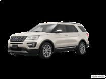 2017 Explorer Limited