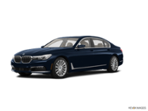 2017 BMW 740i at Bergstrom Automotive