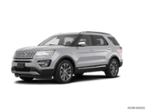 2017 Explorer Platinum