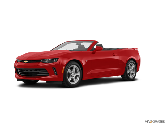 2017 Chevrolet Camaro in Garnet Red Tintcoat