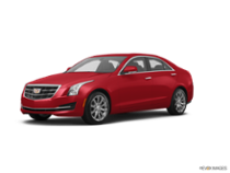 2017 ATS Sedan Luxury RWD