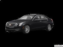 2017 ATS Sedan Luxury AWD