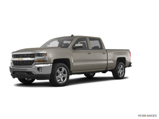 2017 Chevrolet Silverado 1500 in Pepperdust Metallic