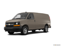 2017 Express Cargo Van 2500 Regular Wheelbase Rear-Wheel Drive