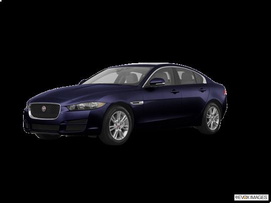 2017 Jaguar XE in Dark Sapphire Metallic