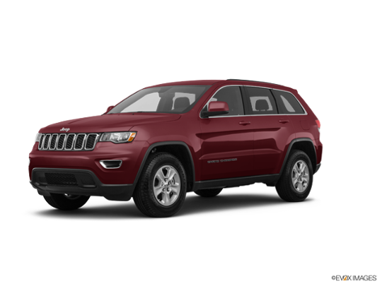 2017 Jeep Grand Cherokee in Velvet Red Pearlcoat