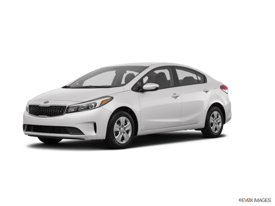 2017 Kia Forte in Clear White