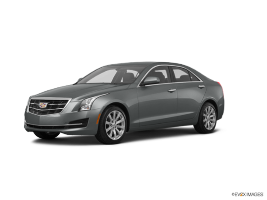 2017 Cadillac ATS Sedan in Moonstone Metallic