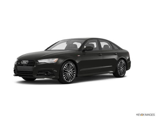 2017 Audi A6 in Tornado Gray Metallic