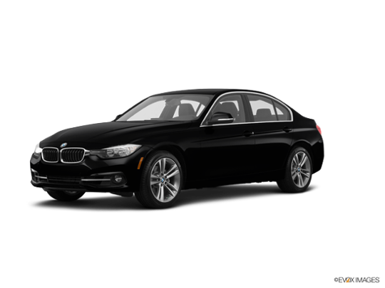 2017 BMW 328d in Jet Black