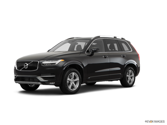 2017 Volvo XC90 in Onyx Black Metallic