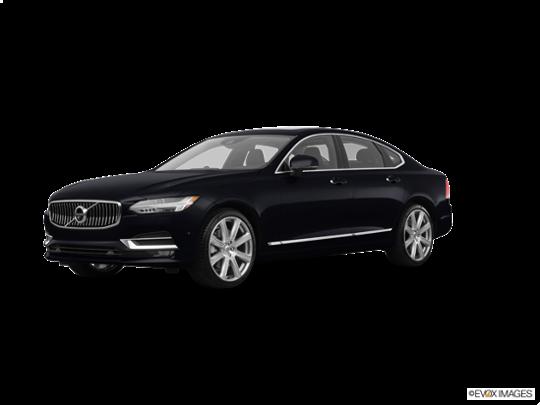 2017 Volvo S90 in Onyx Black Metallic