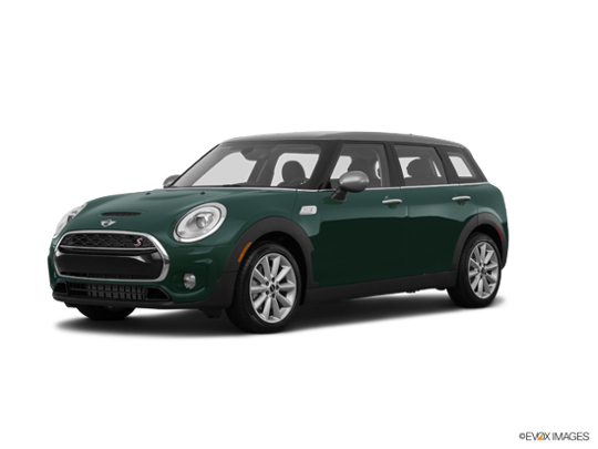 2017 MINI Cooper Clubman ALL4 in British Racing Green Metallic