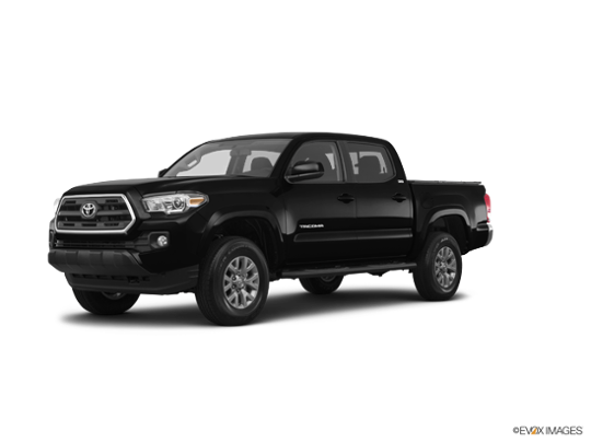 2017 Toyota Tacoma in Black