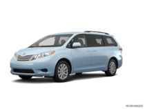 2017 Sienna LE Mobility