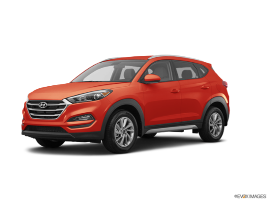 2017 Hyundai Tucson in Sedona Sunset