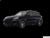 2017 Cayenne Turbo S