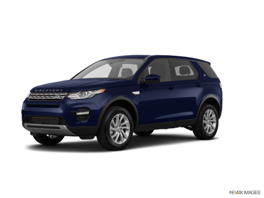 2017 Land Rover Discovery Sport in Loire Blue Metallic