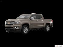 2017 Colorado 4WD WT