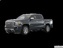 2017 Canyon 4WD SLT