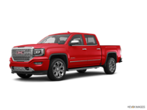 2017 Sierra 1500 Crew Cab Short Box 4-Wheel Drive