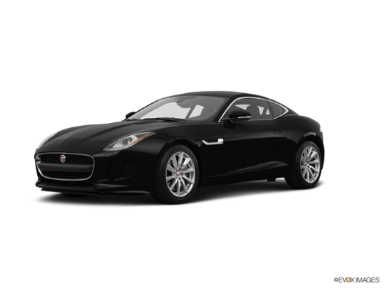 2017 Jaguar F-TYPE in Ebony Black
