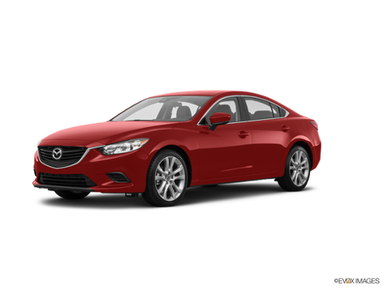 2017 Mazda Mazda6 in Soul Red Metallic