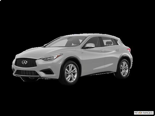 2017 INFINITI QX30 for sale in Dallas TX