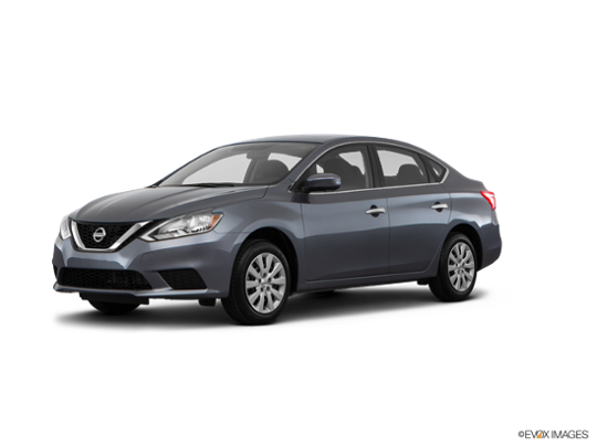 2017 Nissan Sentra in Gun Metallic